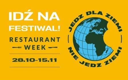 Restaurant Week 2020 JESIEŃ