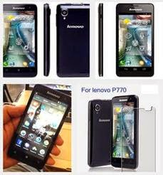 Spesifikasi Lenovo P770