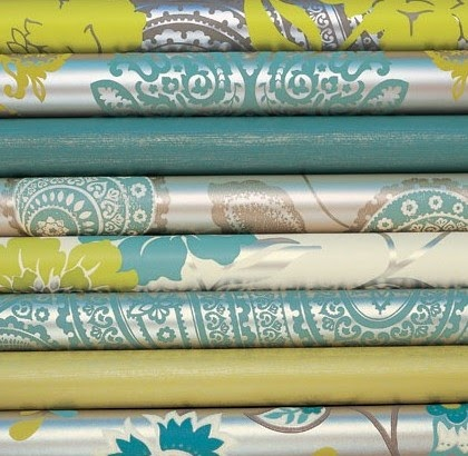 Tipos de papel tapiz para paredes ideas para decorar - Papel para paredes de cocina ...