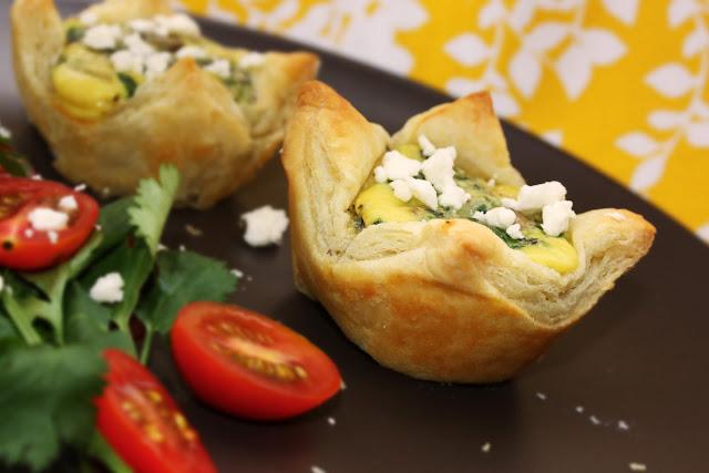 Mini Quiche - Homemade Toast