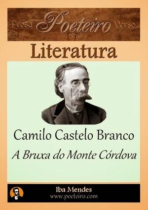 A Bruxa do Monte Córdova, de Camilo Castelo Branco