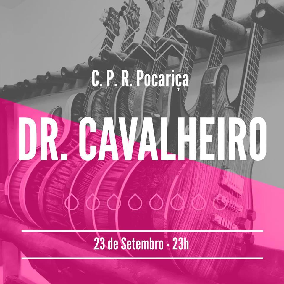 DR.CAVALHEIRO - TOUR 2017