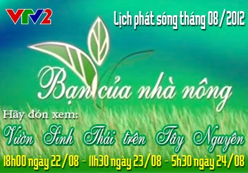 chuong trinh phat song phan sinh hoc