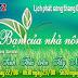Lịch Phát Sóng Mô Hình Sử Dụng Vườn Sinh Thái