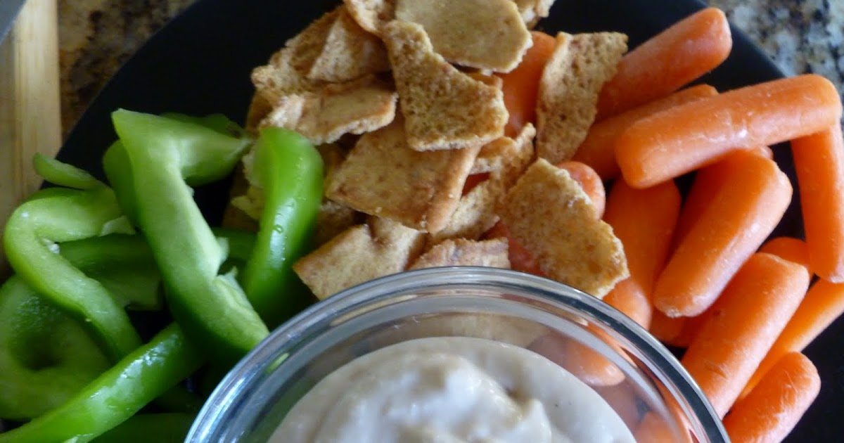 Only From Scratch: Cannellini Bean Dip