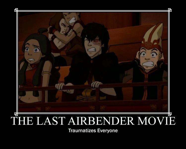 Random Thoughts: TV Talk - Avatar: The Last Airbender Avatar The Last Airbender 2 Movie