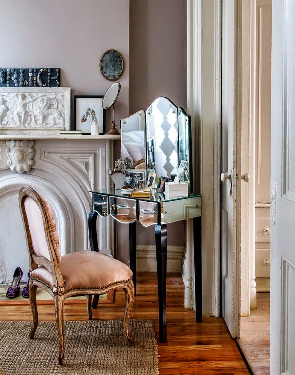 inspiring eclectic interiors/lulu klein
