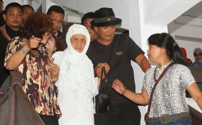 Hakim Tolak Hukum Nenek Fatimah Rp 1 Miliar