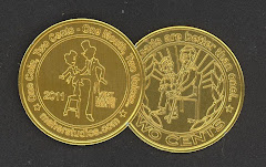 """Two Cent""  2011 Coin"
