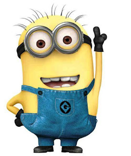 Gambar Animasi Minion Despicable Me 2