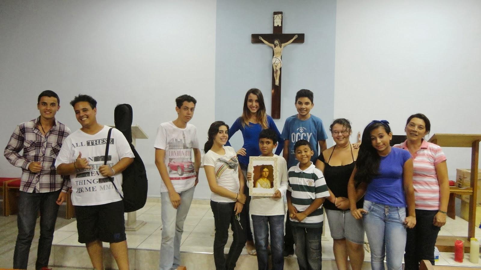 Diocese de Guarulhos (SP) reza em memória de Paulina Jaricot