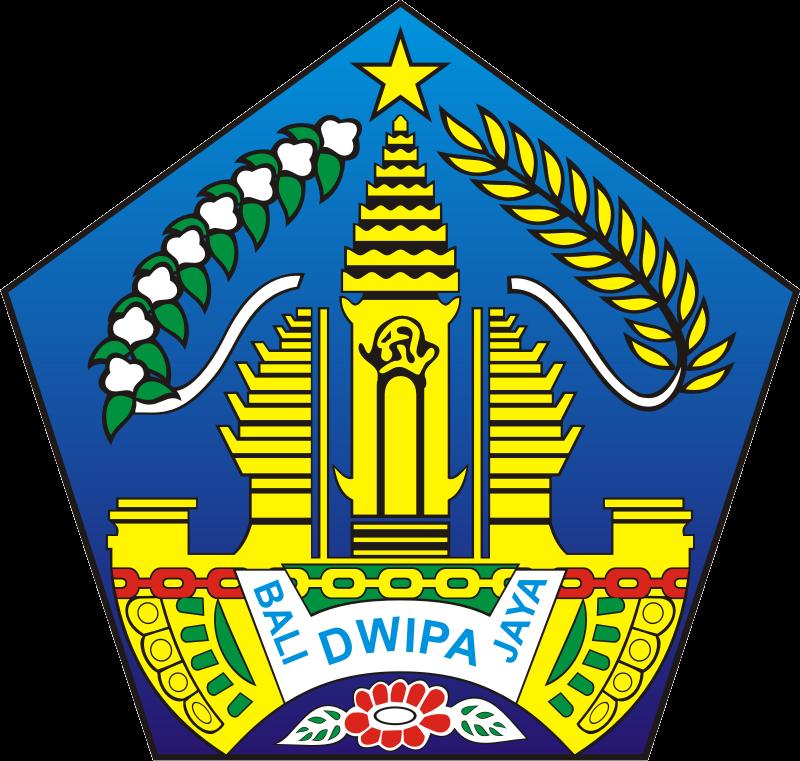 Vector logo atau lambang Bali Indonesia