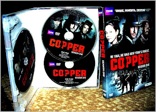 Copper na DVD