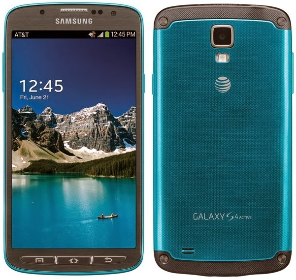 How to update Samsung Galaxy S4 Active to Android 4.3 under AT&T Network