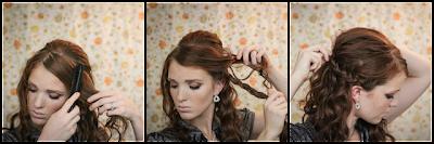 comment se coiffer pour noel