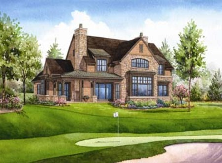 Plan your dream house home inspirations for Pictures of dream homes