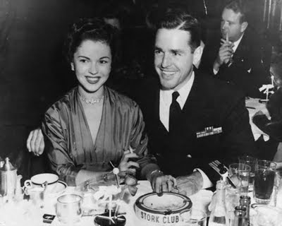 Shirley Temple Black and Charles Black 1953
