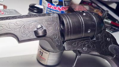 Supernatural Demon Killing Colt prop replica