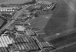 Portsmouth Airport early 1960's