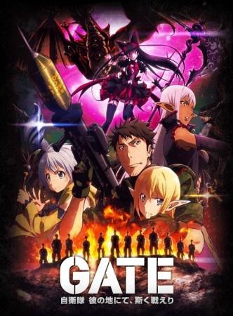 Baixar Gate: Jieitai Kanochi nite, Kaku Tatakaeri Enryuu-hen 2° Temporada