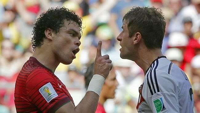 Portugal vs. Ghana live