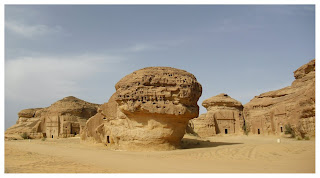 Mada'in Saleh - Al-Hijr, La Petra de Arabia Saudi