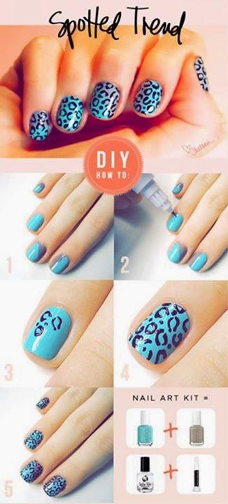 Nails Art Design Tutorial...