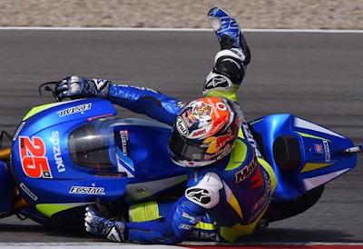 Hasil Brno Menambah Rentetan Mimpi Buruk Tim Suzuki