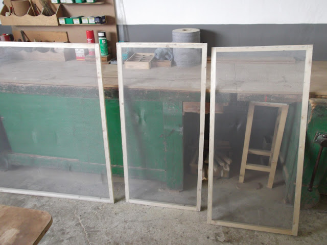 El taller de bentejui mosquiteras de carril - Instalar ventana aluminio ...