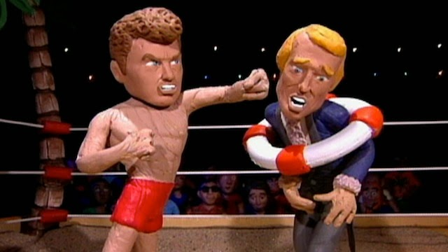 Celebrity deathmatch the movie