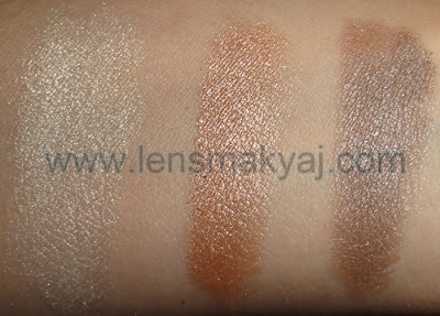 NYX Barely There/Champagne/Root Beer