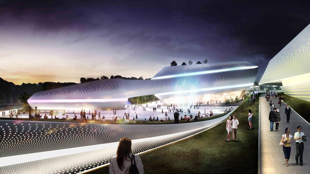 Qingdao Expo