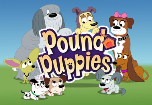 Pound Puppies cast
