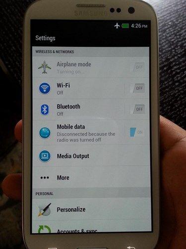 Samsung Galaxy S3, Galaxy S3, Samsung, HTC Sense 5, Sense 5