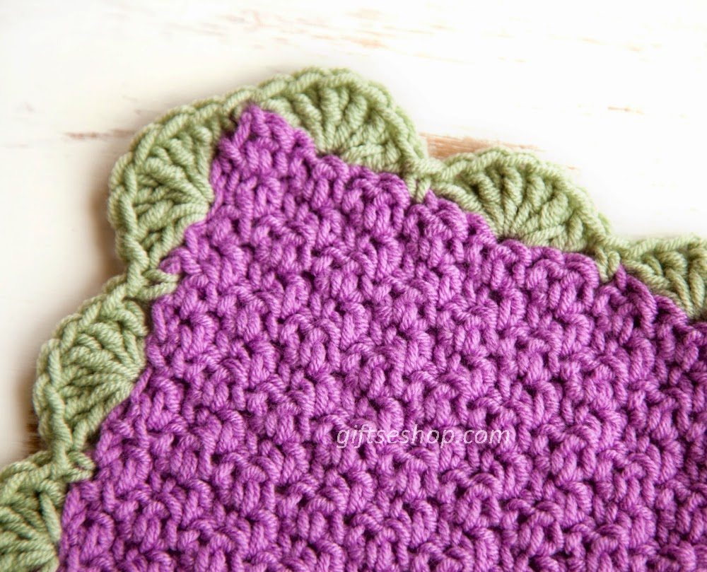 Is Knitting Or Crocheting Easier : Lana creations easy crochet baby blanket free pattern
