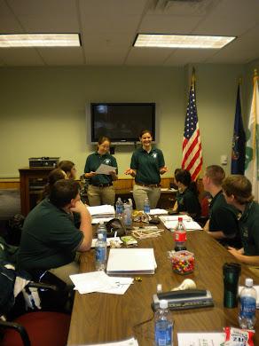 Advocacy Training