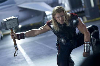Chris Hemsworth will be playing THOR in 'THE AVENGERS 2'