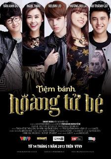 Xem phim: Tiệm Bánh Hoàng Tử Bé Full 30 tập - VTV9 (2013) trọn bộ