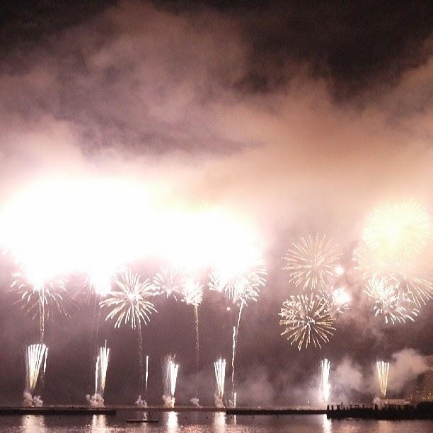 Atami Kaijo Hanabi Taikai (Fireworks Display)