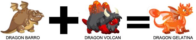 como sacar al dragon gelatina en dragon city