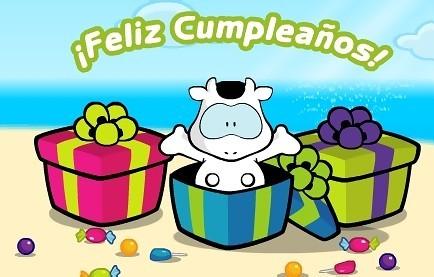 imágenes animadas de feliz cumpleaños