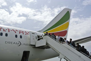 Ethiopian Airlines Air Malawi