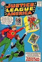 Justice League of America #22 comic