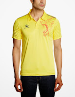 Buy Chennai Super Kings Fan Jersey worth Rs.699 for Rs. 140 only at Amazon.