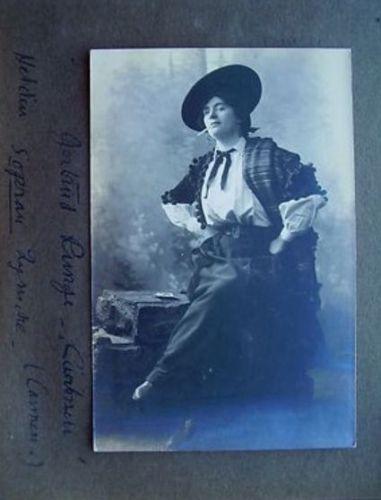 FORGOTTEN GERMAN SCHOOL: OPERATIC ARIAS CD
