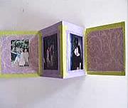 álbum cartulina