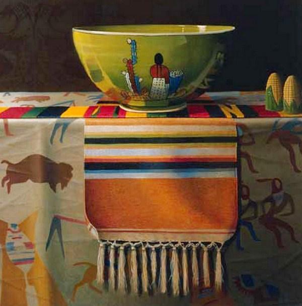 Pintura Raíces Mexicanas