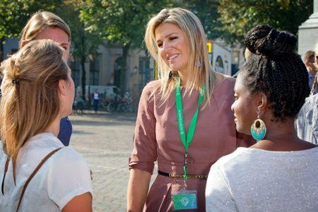 The 'Work Week' is organised by De Broekriem, an initiative of young people looking for work, started in 2012 in Utrecht