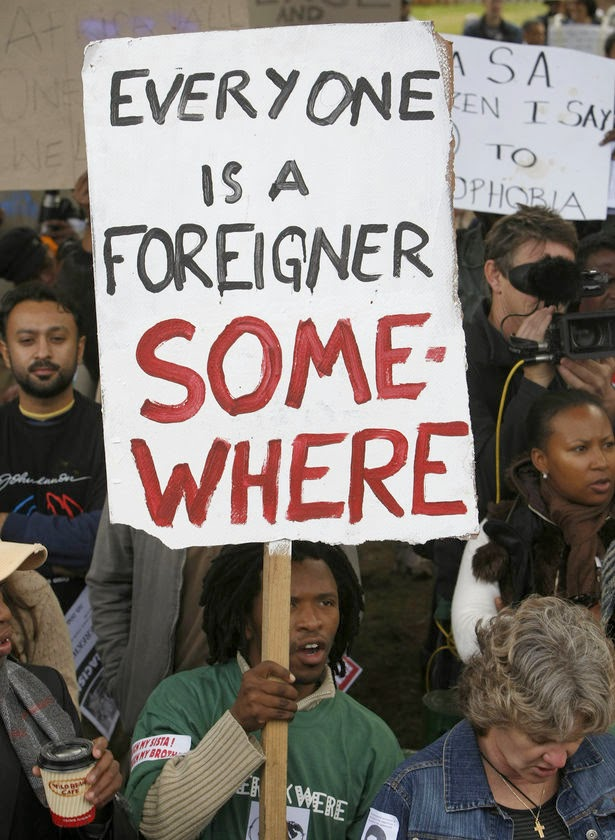 Koye's Blog: On the Xenophobic Attacks in South Africa...