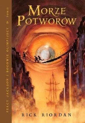 Rick Riordan - Percy Jackson i Bogowie Olimpijscy. Morze potworów